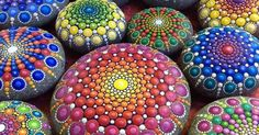painted rock pic - Google Search