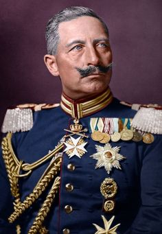 Hi, my name is Mario Unger, I'm a photographer and digital artist from Austria. Last year my main work was restoring and colorizing old photographs. Wilhelm Ii, Kaiser Wilhelm, Military Art, Military History, German Royal Family, Otto Von Bismarck, Navy Admiral, Photos Originales, Colorized Photos