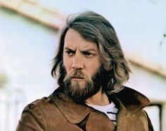 Donald Sutherland's Face/Hair Appreciation Post.
