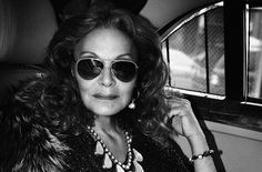 Diane von Furstenberg by Patrick Demarchelier Source Interview Magazine