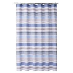 Brunswick Fabric Shower Curtain