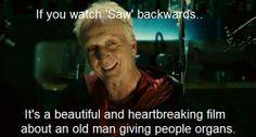 #Saw Backwards
