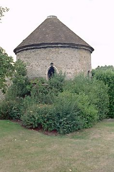 allington castle kent england | Dovecote hear Allington Castle, Kent; c. Dr. Henry Teed, ARPS; English ...
