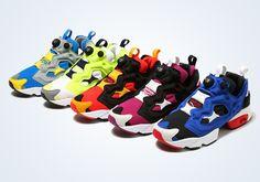 Reebok Insta Pump Fury 20th Anniversary - Upcoming Colorways -  SneakerNews.com dd00ffe1c8