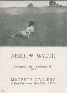 Andrew Wyeth: Catalo