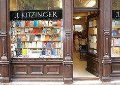 Buchhandlung und Antiquariat J. Kitzinger - Shopping - München | inzumi