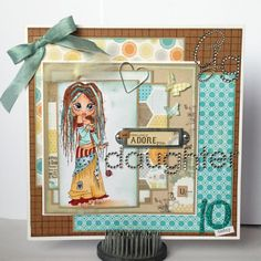 A Load of Old Blogocks!: Cute Card Thursday - A Touch of Sparkle!