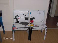 COLEÇÃO MIRÓ IID | Flickr - Photo Sharing! Chair, Furniture, Home Decor, Art, Craft Art, Room Decor, Kunst, Stool, Home Interior Design
