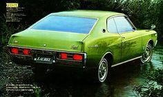 Nissan Laurel Hardtop
