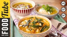 Easy vegetable soups
