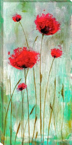 Splash Poppies-1 Catherine Brink