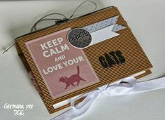 CaT MiNi aLBuM ____Keep Calm and Love Your Cats ____DiCorsoInCorso