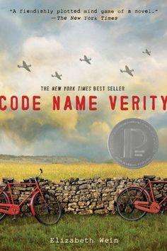 Code Name Verity by Elizabeth Wein http://www.amazon.com/dp/1423152883/ref=cm_sw_r_pi_dp_KTW2vb00N9WFC