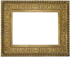 antique frame | Antique Frames » All » ITALIAN 19TH CENTURY ANTIQUE CASSETTA FRAME ...