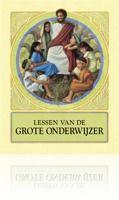 Lessen van de Grote Onderwijzer - boek