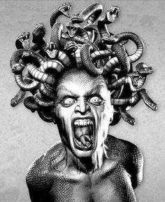 Medusa. ❣Julianne McPeters❣ no pin limits