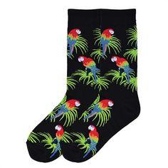 Men's Parrot Socks