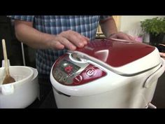 RK705 Tefal Multicooker těstoviny CZ - YouTube Youtube, Drinks, Kitchens, Thermomix, Youtubers, Youtube Movies