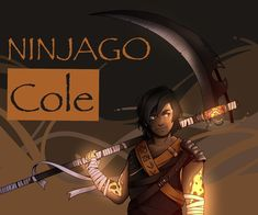 Ninjago Cole, Ninjago Kai, Lego Ninjago Movie, Black Anime Guy, Anime Guys, Lego Kai, Avatar Funny, Disney Xd, Cartoon Network