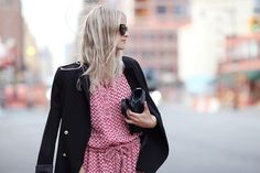 Look Of The Week: Charlotte Groeneveld of The Fashion Guitar » New York Girl Style