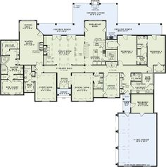 Nelson Design Group | House Plans|Design Services » Callista