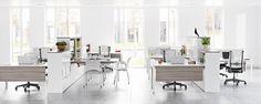Layout Studio es el resultado que surge a raíz del desafío de soportar muchos estilos de trabajo diferentes entre la extensa variedad de países y culturas, con formas y funciones que se complementan a la perfección. Es un sistema de oficinas adaptable, contemporáneo, creado para el mundo.