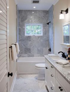 96 Inspiration for Small Bathroom Design Ideas - Tips for Renovating A Small Bathroom On A Budget Most Popular Small Bathroom Remodel Ideas On A Bud In Diy Bathroom Remodel, Shower Remodel, Bathroom Renovations, Bathroom Interior, Bathroom Closet, Bathroom Makeovers, Tub Remodel, Shower Bathroom, Shower Tiles