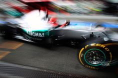 Michael Schumacher (GER) Mercedes AMG F1 W03. Formula One World Championship, German Grand Prix, Qualifying, Hockenheim, Germany, Saturday