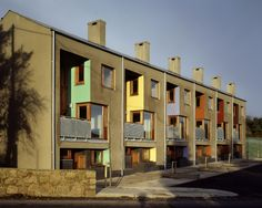 Galbally Social Housing, County Limerick © Ros Kavanagh #RGM2015 #Architecture