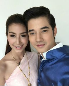 Mario maurer and mint chalida two spirits of love