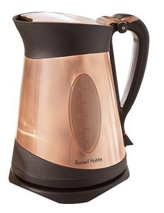 An electric kettle I'd actually buy. Russell Hobbs 10786 Copper Kettle: Amazon.co.uk: Kitchen & Home