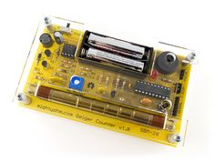 Geiger Counter Kit by MightyOhm