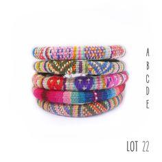 Peruvian bracelets Friendship Bracelets, Textiles, Wool, Bags, Jewelry, Purses, Jewellery Making, Jewels, Taschen