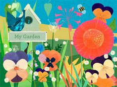 Garden Glory Canvas Art