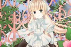 my favourite anime ^^ Gosick