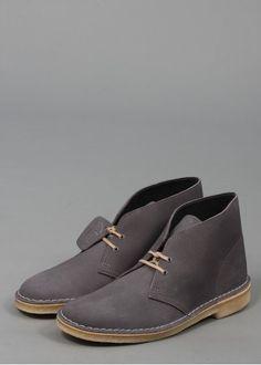 Clarks Originals Desert Boot Anthracite