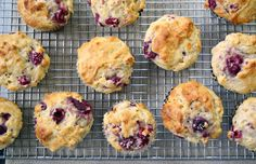 Heartland Raspberry Yogurt Muffins 1
