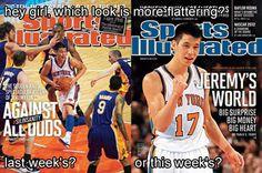 Hey Girl, It's Jeremy Lin!