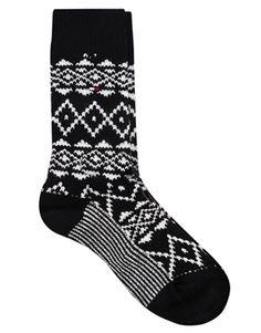 Tommy Hilfiger Fair Isle Boot Sock