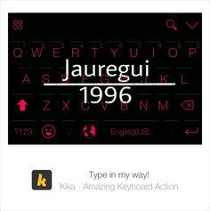 #jauregui