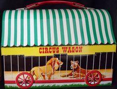 1958 Circus Wagon