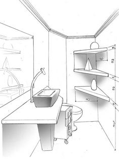 Desenhos De Ambientes Em Perspectiva Pesquisa Google Krie Bruan Interior Design For Beginners