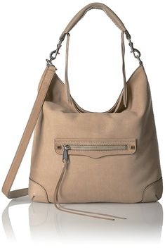 Rebecca Minkoff Slim Regan Hobo Bag -- You can get more details by clicking  on · Leather ... fdc9367f94d5d