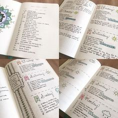 planwithmechallenge 3: How do you set up your planner system?  I follow the original #bulletjournal set-up (index monthly spread daily logs). I love the simplicity of the system. I like to include little quotes for inspiration here and there. I'm a crazy list maker too so I love creating new 'collections' in my BuJo! by boho.berry