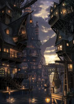 Inspiration for Ronamura - The Art Of Animation