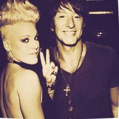 Richie & Pink