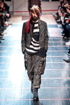 Yohji Yamamoto | Paris | Inverno 2015 RTW