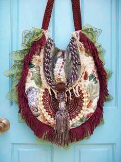 Bohemian Gypsy Hippie Magnolia Pearl Style Ethnic Bag Purse Tote Mandala