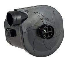 Smart Air Beds Battery Powered Air Bed Pump, Black