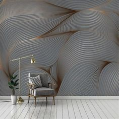 Wall Painting Living Room, Living Room Paint, Living Room Bedroom, 3d Wall Painting, Bedroom Kids, Painting Textured Walls, Kids Room, Modern Bedroom, 3d Wall Murals
